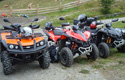 ATV in Pörtschach